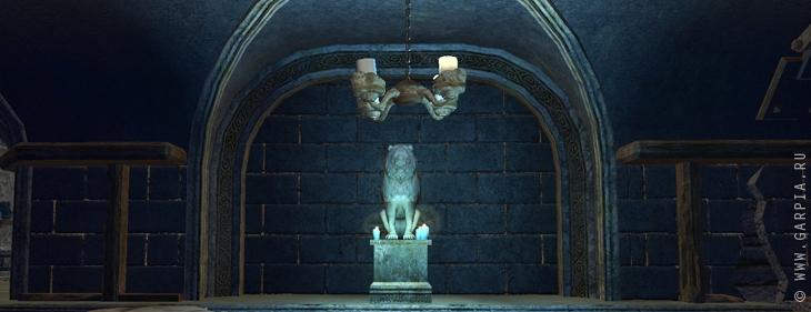 Крепость Павших: Пещера заражённых
