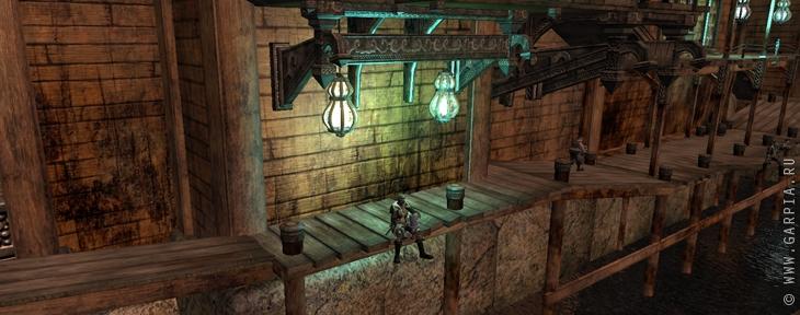Пиратская бухта: Водопад тюремных вод [98+]