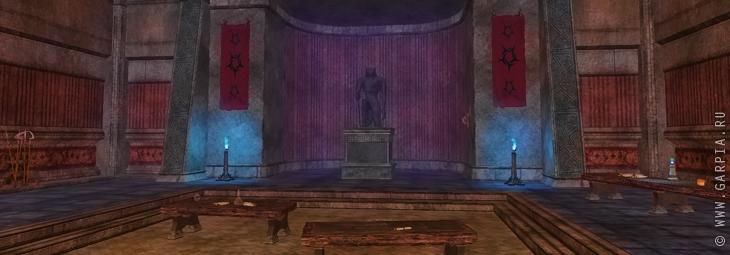 Лаборатория Императора Атребе: Легендарный город Кор-ша [85+]
