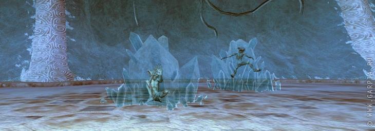 Ледяная твердыня: Возмездие