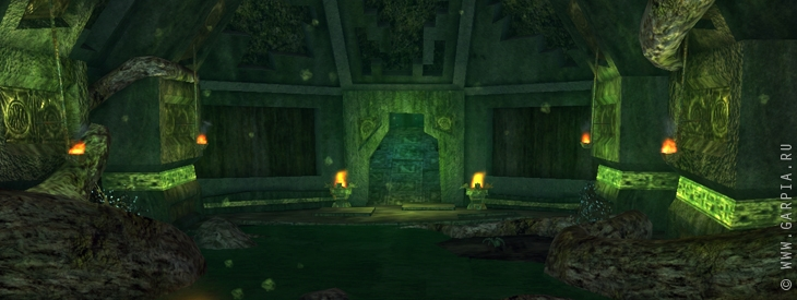 Руины Гука: Нижние коридоры