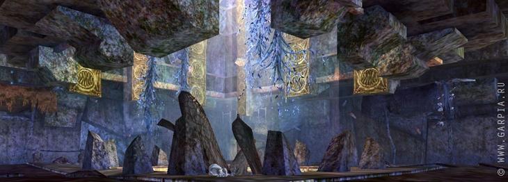 Руины Гука: Залы павших