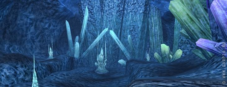 Хрустальные пещеры: Крах [90+]