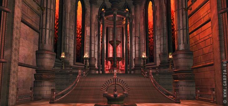 Оссуарий: Кровавые фонтаны [100+]