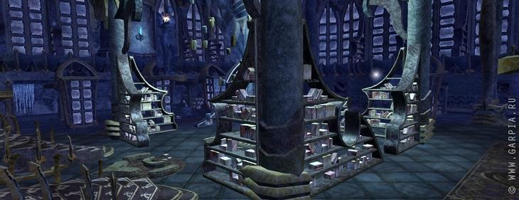 Башня Замерзшей Тени: Мрачные коридоры