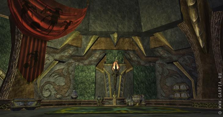 Гробница Спящего: Заброшенные катакомбы [92+]