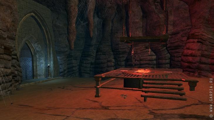 Гробница безумного Крестоносца [х4]