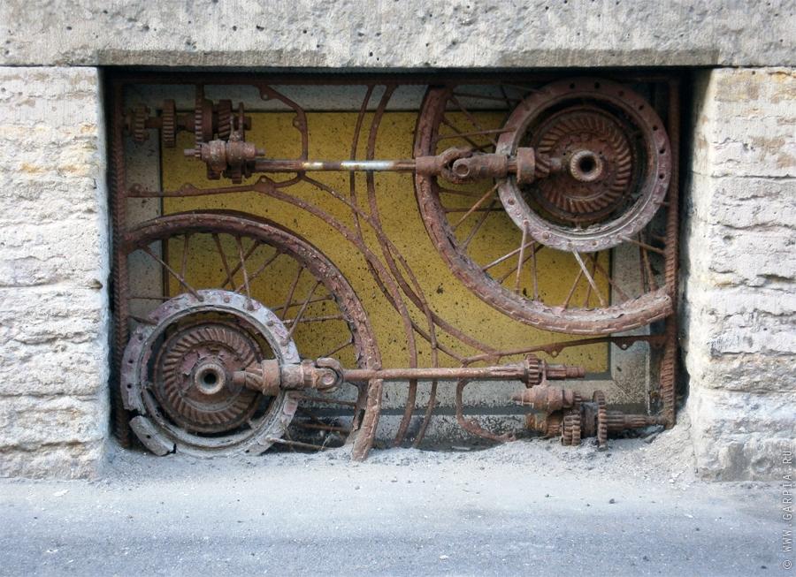 Механическое окно