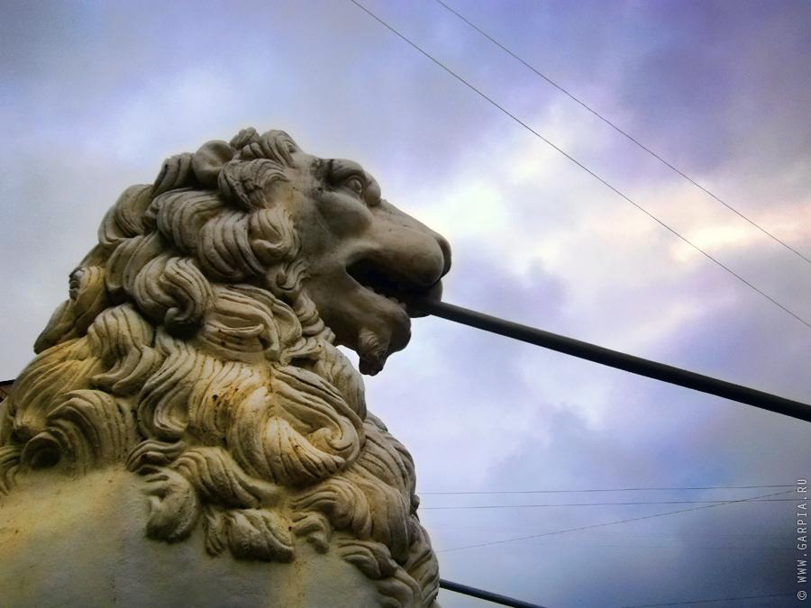 Утро, Львиный мостик