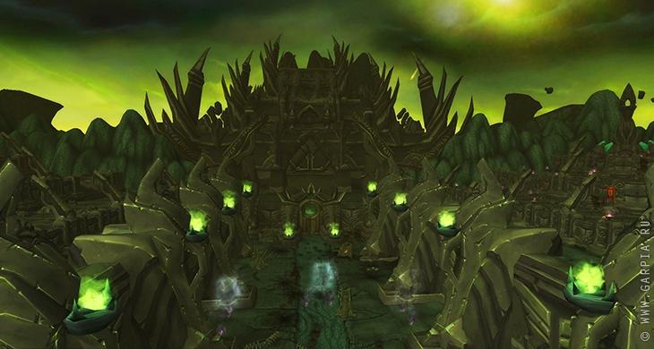 Чёрный храм