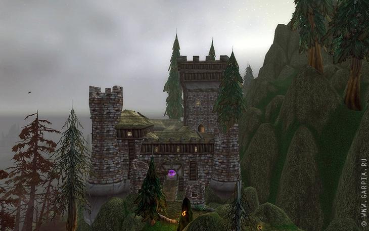 Крепость Тёмного Клыка