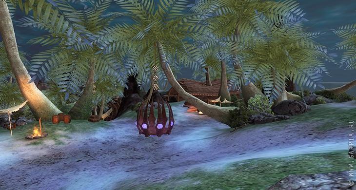 Shadeweaver's Thicket: Loda Kai Isle [Solo]