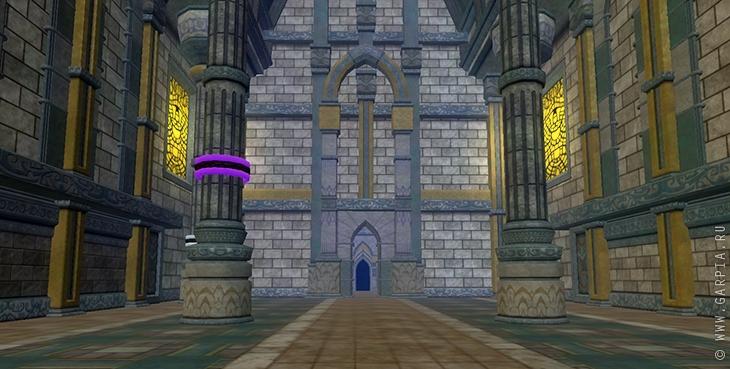 Sanctus Seru: Arx Aeturnus  [Solo]